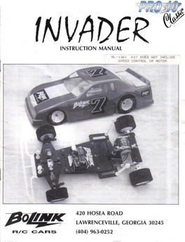 Bolink Invader 5