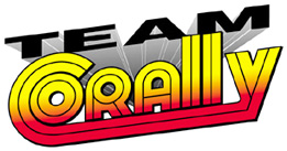 Corally Logo vintage