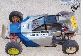 4WD Eigenbau-Buggy