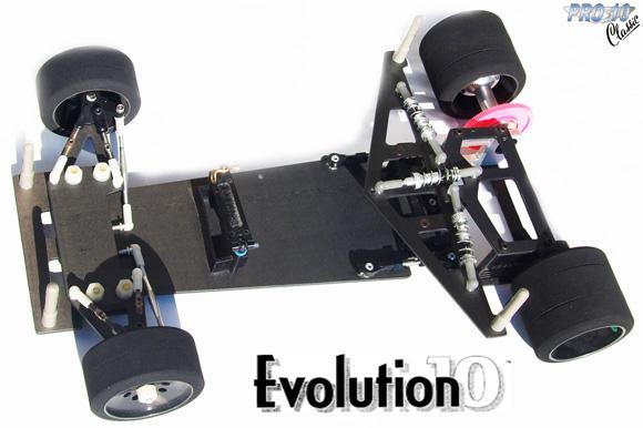 Der erste Pro10 Weltmeister Trinity Evolution 10