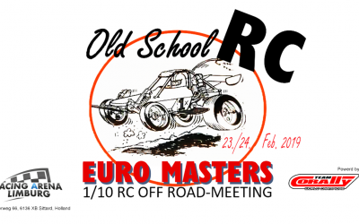 Vintage RC Offroad Meeting 2019