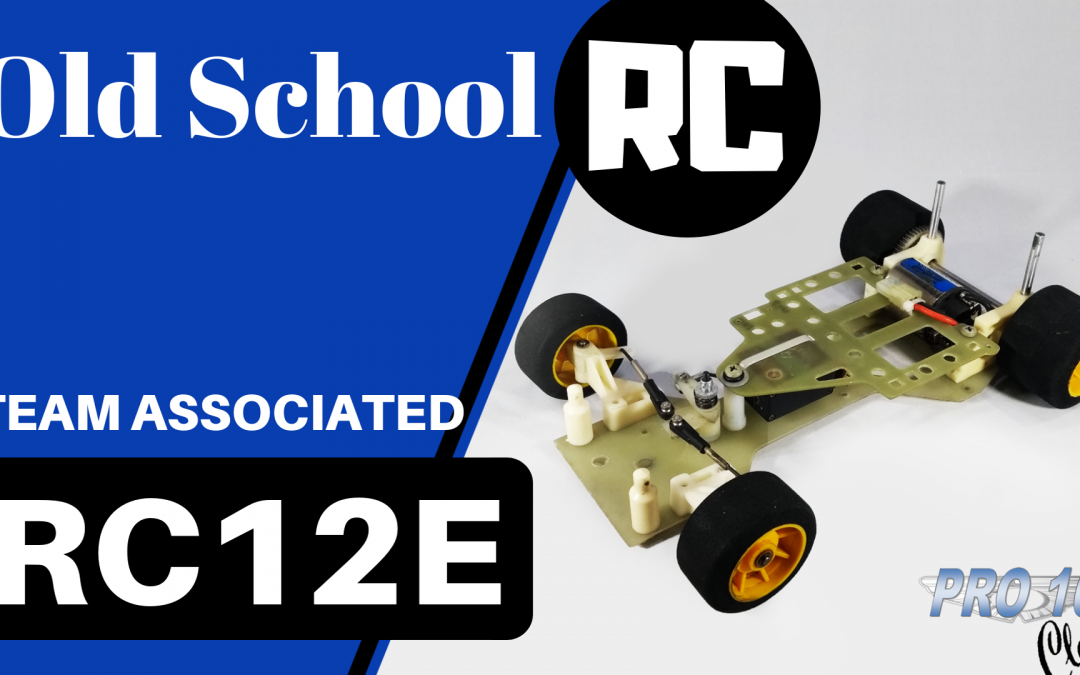 Video-Team Associated-RC12E