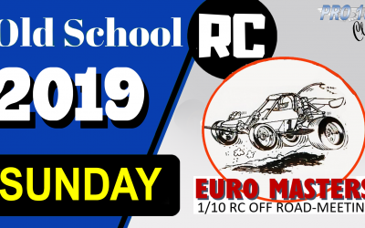 Old Shool RC EURO MASTERS 2019 Video